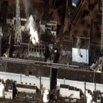 Damage to Fukushima Daiichi Plant showing damage to reactors