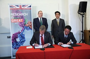 TEPCO, Sellafield Ltd, NDA and FDEC Signing Agreement