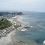 Beach in Fukushima Prefecture